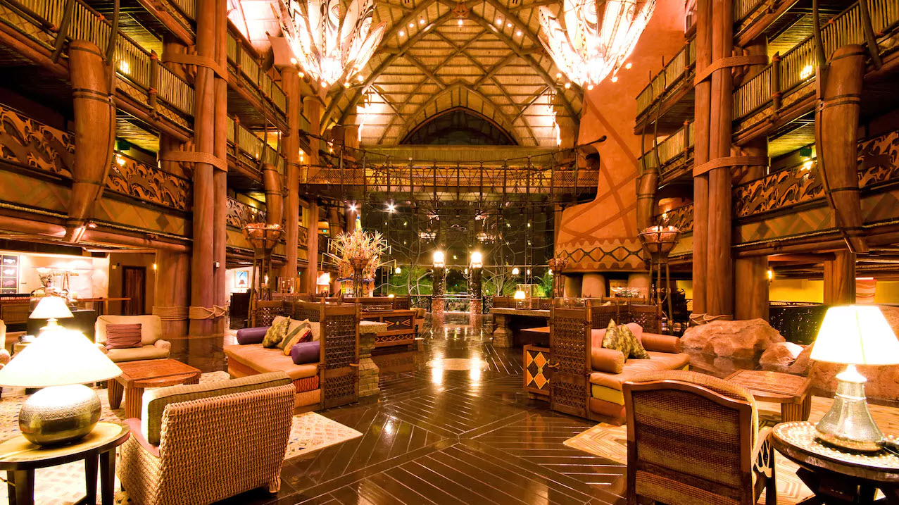 Animal Kingdom Lodge | Big Beautiful World Travel | Disney Travel Agent Cathi Maziarz