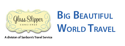 Big Beautiful World Travel | Glass Slipper Concierge - Sanborn's