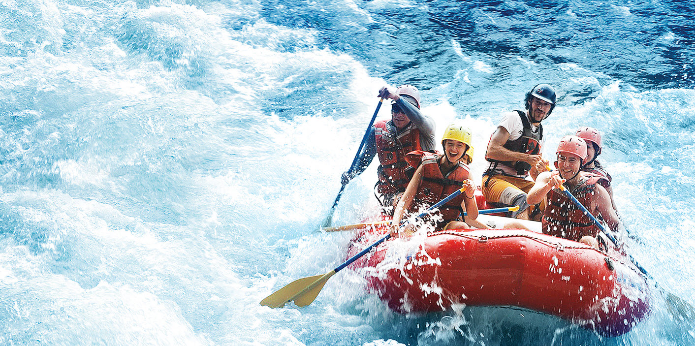 Whitewater Rafting | Big Beautiful World Travel | Disney Travel Agent Cathi Maziarz